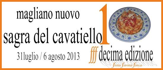 Sagra del Cavatiello Maglianese a Magliano Nuovo (SA) thumbnail