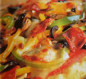 Pizza alla contadina thumbnail