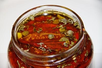 Pomodori secchi sott'olio post image