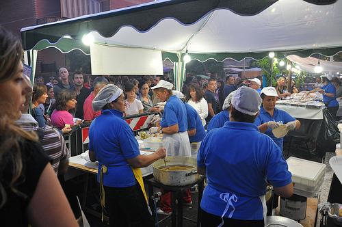 Sagra della Cucina Regionale, l'8 settembre 2013 a Guidonia Montecelio (Rm) thumbnail