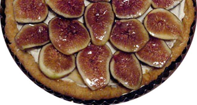 Crostata di fichi freschi e marmellata thumbnail