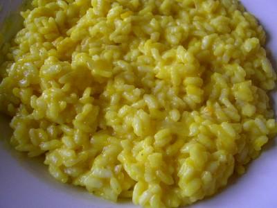 Risotto allo zafferano o risotto alla milanese thumbnail