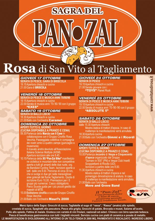 Sagra del Pan Zal, dal 17 al 27 ottobre 2013 a S Vito al Tagliamento (Ud) thumbnail