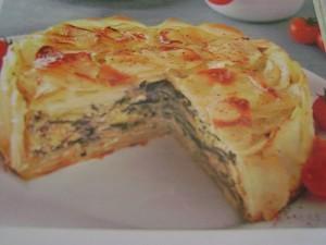 Torta-di-patate-e-champignons