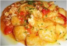 Baccalà marinato con olive thumbnail