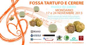 Fossa, Tartufo e Cerere, il 17 e il 24 novembre 2013 a Mondaino (Rn) thumbnail