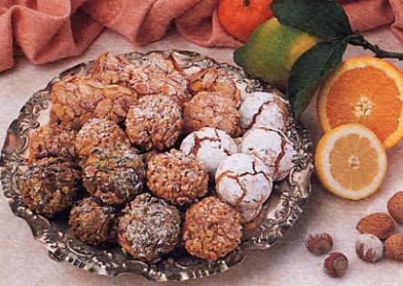 Biscotti alle mandorle thumbnail