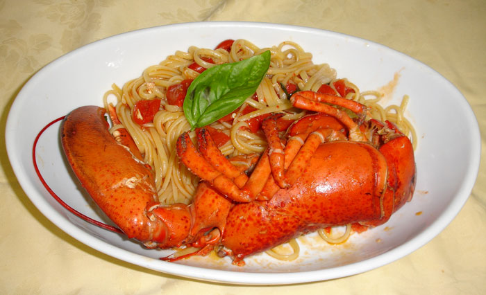 Linguine all'astice thumbnail