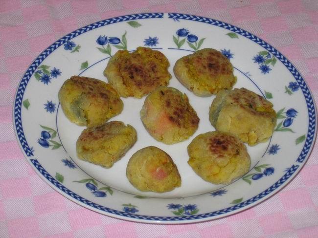 Polpette di verdure al forno thumbnail