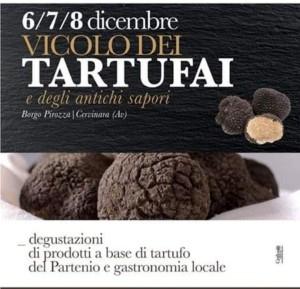 vicolo tartufai cervinara 2019
